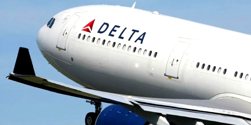 China Orders Delta Airlines To Remove Tibet From Country List