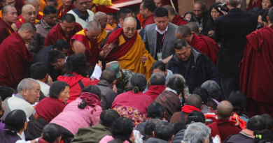 China Orders Immediate Return of Tibetans Attending Dalai Lama Teachings in India
