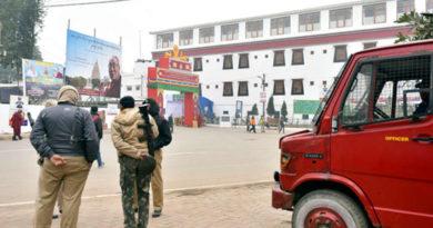 Foolproof Security For Dalai Lama's Stay At Bodh Gaya