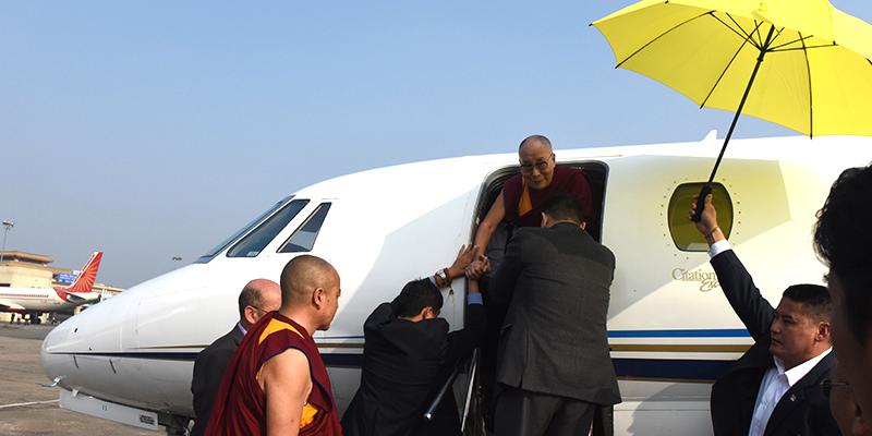 Gaya Airport and Dalai Lama Security Tightened Post Bodhgaya Explosion