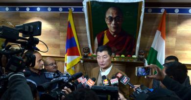 Himachal Media Delegation Visits CTA President Dr. Sangay