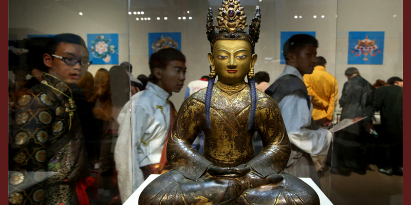 Largest Tibetan Antiques Exhibition to be Held in Beijing