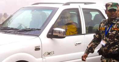 Monk Accuses Dalai Lama For Not Demanding Buddhist Control Over Mahabodhi Temple
