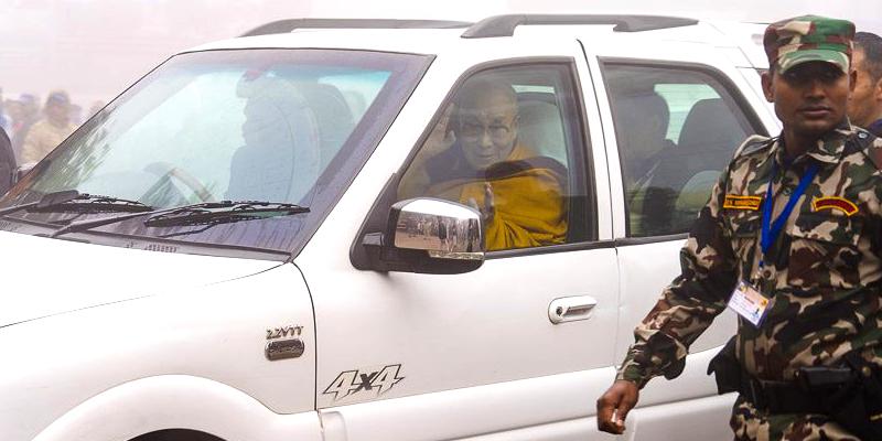 Monk Accuses Dalai Lama For Not Demanding Buddhist Control Over Mahabodhi Temple