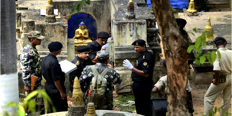 One Suspect of Bodhgaya Blast Appear to Be Nepali Origin, JMB the Force Behind