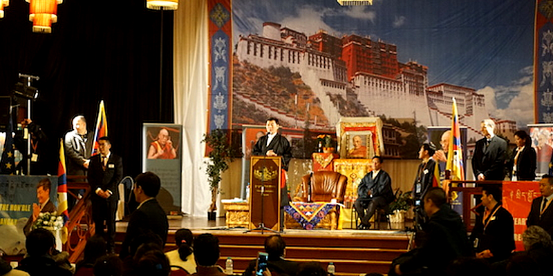 Regionalism Biggest Internal Challenge of Tibetan Community: President Sangay