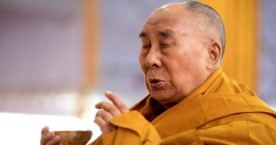 Dalai Lama Condoles Taiwan Earthquake Tragedy