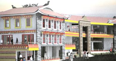 Dharamshala Building a SkyWay with Tibetan Characteristics