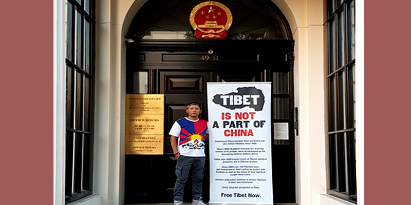 Lhakar: This Tibetan Activist is the Inspiration for the Day