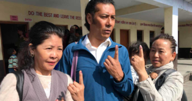 Police Directs Tibetans Holding Voter ID to Return Their RC