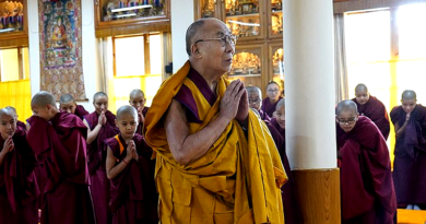 Short Teaching by Dalai Lama Scheduled for March 2