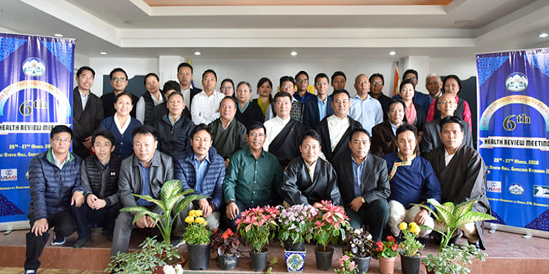 ₹ 80 Lakhs to Revitalize Healthcare Infrastructure of Tibetan Exile