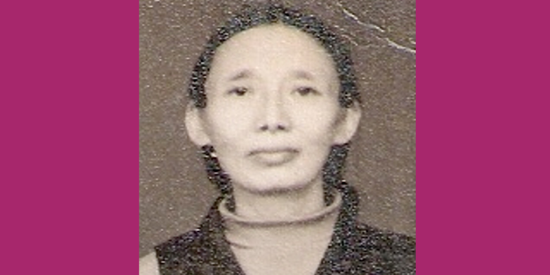 DORJEE YOUDON- A Tibetan Female War Hero.
