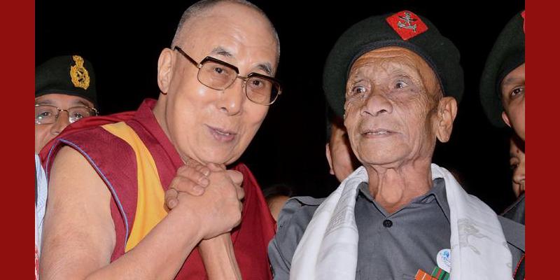 Dalai Lama's Last Surviving Escort Guard Invited to 'Thank You India' Event