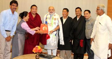 Global Lawmakers' Meet on Tibet Called Off in India