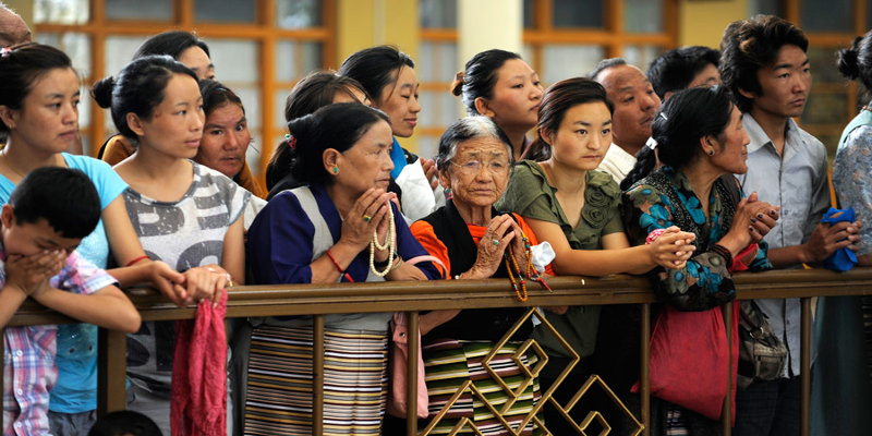 Historical and Current Presence of Indigenous People in Tibet