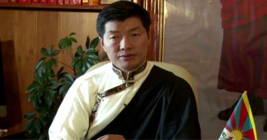 Hope China will Accept Dialogue Says Lobsang Sangay