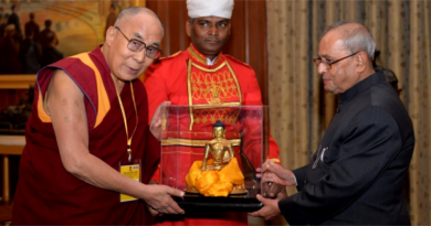 Indian Ministers, Officials Told to Avoid Dalai Lama Events!