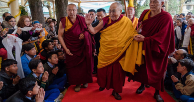 Keep the Crucial Unity of Tibetan People as a Sacred Pledge: Dalai Lama