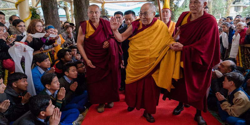 Keep the Crucial Unity of Tibetan People as a Sacred Pledge: Dalai Lama