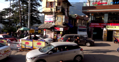 Outstation Vehicles to Pay Entry Tax to Dharamshala