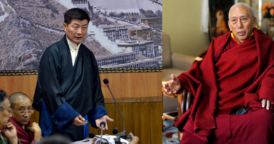 Question of Samdhong Rinpoche's China Visit a Personal Matter