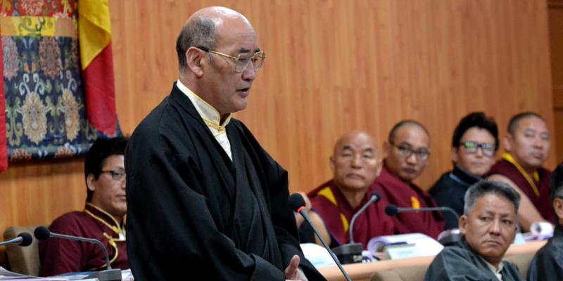 Security Dept. Assures Dalai Lama's Security at Best