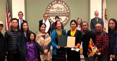 US City Officially Proclaim March 10, 2018 as 'Tibet Day'