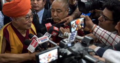 Will Follow as the Indian Government Says: Dalai Lama