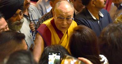 For Tibetans, India is Their Spiritual Home: Dalai Lama