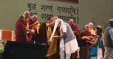 PM Modi Inaugurated Buddha Jayanti Celebrations