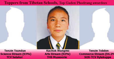 Tibetan Girls Outshine Boys in Improved Class 12 Results