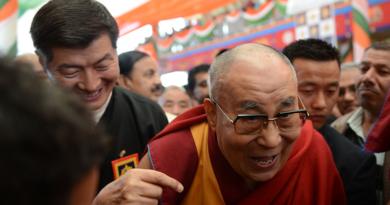 Dalai Lama Will Return to Tibet Very Soon, Dr. Sangay Says He Believes in Israel