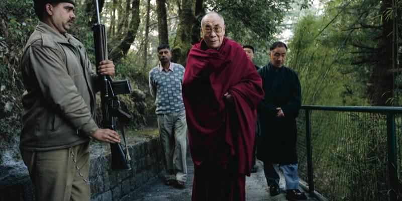 Illegal Constructions in McLeod Ganj Threatening Dalai Lama Security