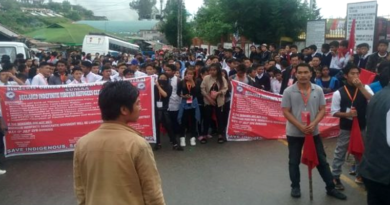 Arunachal Govt. Warns Student Union Digging a 'Non-Issue' Tibetan Rehabilitation