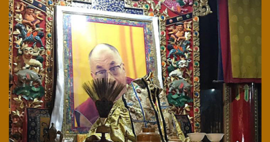 China Restrict Tibetans Celebrating Dalai Lama Birthday in Tibet
