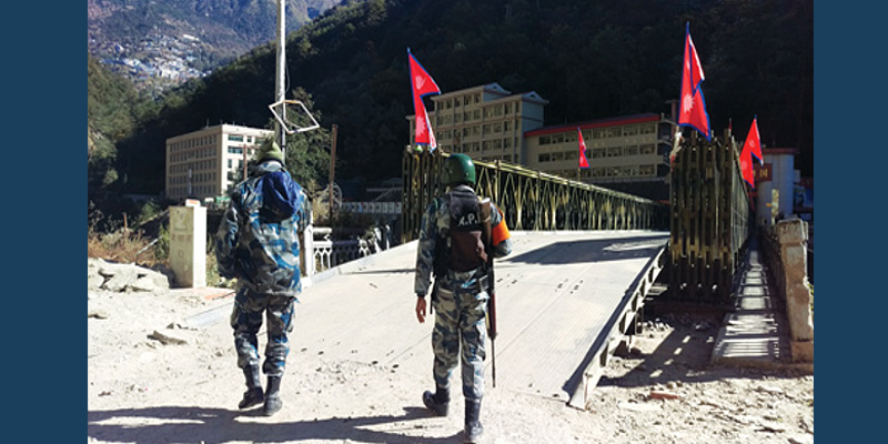 Two 'Tibetan Refugees' Detained by Nepal Border Police