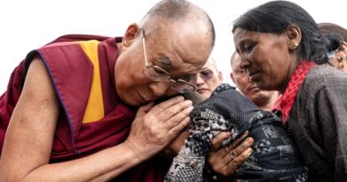 We Need Warm Heart to Live Peacefully & Joyfully: Dalai Lama
