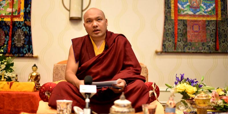 Important to Maintain Harmony Among Tibetans: Karmapa