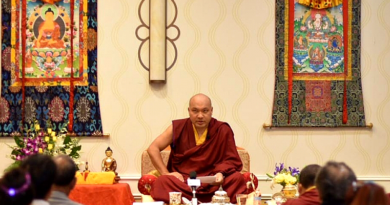 No Doubt That My Return to India is Absolutely Certain: Karmapa