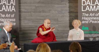 China Vents Anger Over Dalai Lama's Visit at Swedish Police
