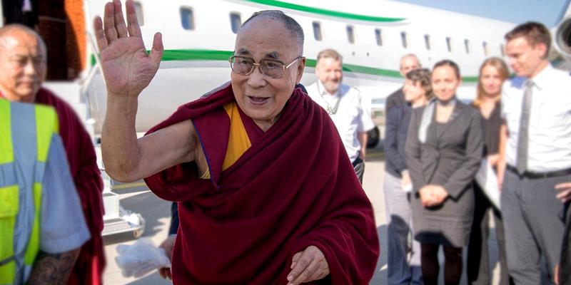 Dalai Lama to be Awarded Gandhidarsan International Award