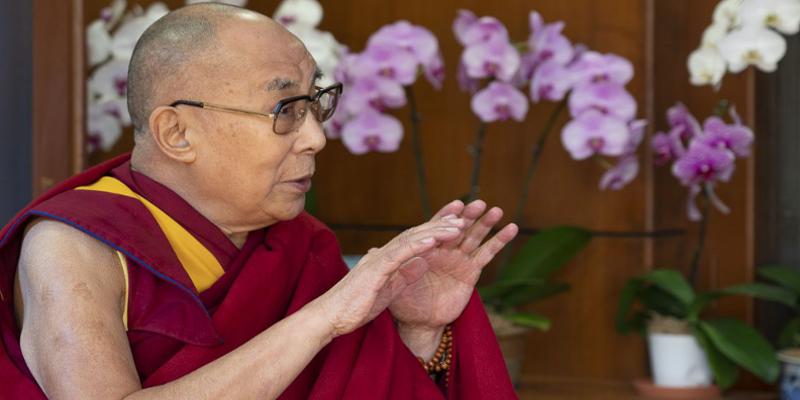 Dalai Lama to Spend 3 Weeks in Bodhgaya from December 16