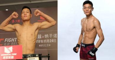 Meet The First Tibetan UFC Fighter: Sonam Dhargye
