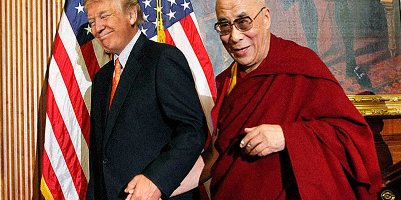 China Fumes At Dalai Lama As Trump Signs Tibet Access Bill Tibetan Journal