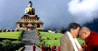 Sikkim State Adopts the Tibetan Rehabilitation Policy 2014