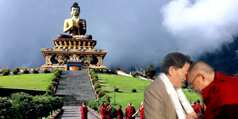 Sikkim State Adopts the Tibetan Rehabilitation Policy 2014