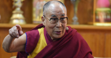 Amid High India-Pakistan Tension, Dalai Lama Calls for Peace