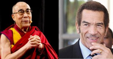 Botswana's Former President Set To Visit Dalai Lama in India