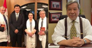 Canada Senator to Move A Motion for Reciprocal Access to Tibet